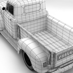 Download 3D printer templates Custom pickup 3D Model, MetGraphics