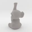 Download 3D printing files Cute Baby Elephant, ELISMA-3D
