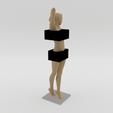 Download 3D printer designs Censored, ELISMA-3D