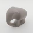Télécharger fichier impression 3D Éléphant , ELISMA-3D