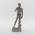 Télécharger fichier impression 3D David - Michel-Ange, ELISMA-3D