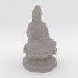 Download STL file Chinese Goddess V1, ELISMA-3D