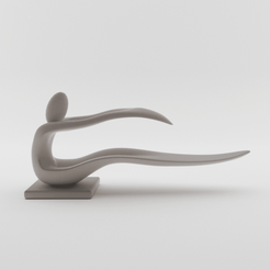Download 3D print files Cantilevered, ELISMA-3D