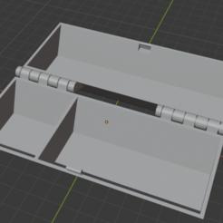 Imprimir en 3D hexagonal box, federicoserra30
