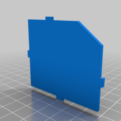 Y-axis_Housing_Enclosure_Wall.png Download free STL file ender3pro cover remix • 3D print template, danorder68