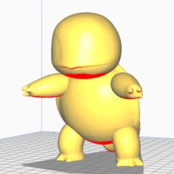 Télécharger objet 3D gratuit écureuil, lucxho