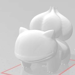 Télécharger fichier imprimante 3D gratuit bulbasaur, lucxho