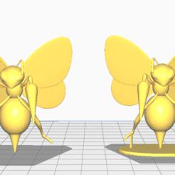 Télécharger modèle 3D gratuit beedrill, lucxho
