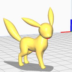 Download 3D model Umbreon, lucxho