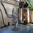 Download 3D printing designs Face on hand, quanticchaos