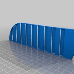 Descargar archivos 3D gratis Funda de cuchillo de cocina de 20x5 cm (Remix mejorado), duky2003
