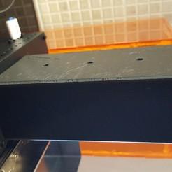 20200610_172621.jpg Download STL file Longer Orange 30 Z axis stability part bracket • 3D printer model, scorpionscorpionnnnnn