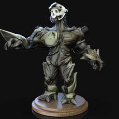Spooky_boy.95.jpg Télécharger fichier STL gratuit Machine de la mort • Objet pour imprimante 3D, Shinokez