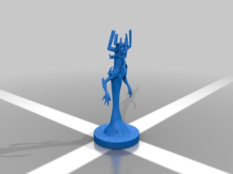 1152783a86a05fe63f8df2445ea660fc.png Download free STL file Aku from samurai jack • Model to 3D print, Shinokez