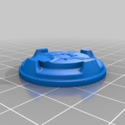 Executioner_Base.png Download free OBJ file Executioner -Halloween model • 3D printable design, Shinokez