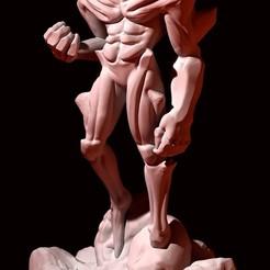 Télécharger modèle 3D gratuit Démon de lave, Shinokez