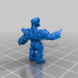 Download free 3D printer designs Death Machine, Shinokez