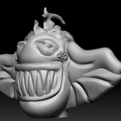ss.jpg Télécharger fichier STL gratuit Phreeoni de ragnarok en ligne • Plan imprimable en 3D, Shinokez
