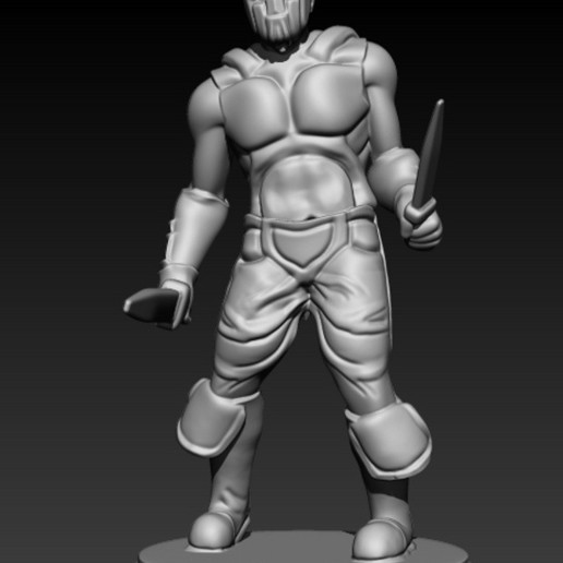 assassin.jpg Télécharger fichier STL gratuit Assassin • Design pour imprimante 3D, Shinokez