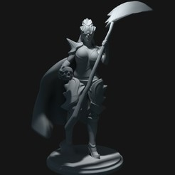 witch2.jpg Download free STL file Witch Judge • 3D printable object, Shinokez