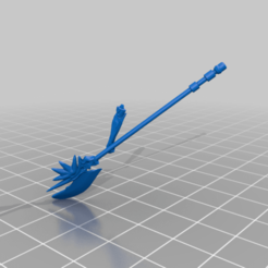 Executioner_Weapon.png Download free OBJ file Executioner -Halloween model • 3D printable design, Shinokez