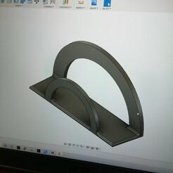 IMG_20200325_155042.jpg Télécharger fichier STL gratuit support papier bureau • Modèle imprimable en 3D, guimt09