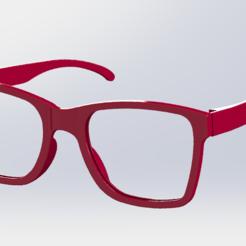 Glasses.PNG Télécharger fichier STL Lunettes de soleil • Design pour imprimante 3D, ricardoagv11