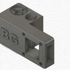 שש.png Descargar archivo STL Anet A8 axis x mgn12h+volcano v6 • Diseño para impresión en 3D, vhhu789ub