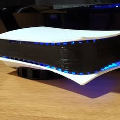 IMG_20201107_201800.jpg Télécharger fichier STL Affaire Raspberry pi 4B Playstation 5 • Design pour impression 3D, garcaproject
