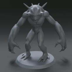 Descargar archivos 3D DEMON , ludw2212