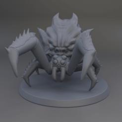 1.png Télécharger fichier STL araignée de mer • Modèle pour impression 3D, ludw2212