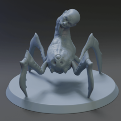 Download STL files spider, ludw2212