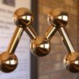 pic.png Download free STL file Rede Manchete logo • 3D printer design, CapAwsome