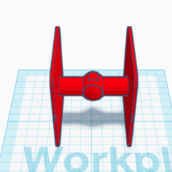 Download free STL file star wars ships!!!, dweebsters