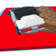Download free 3D printer templates drifting lamborghini centenario, dweebsters