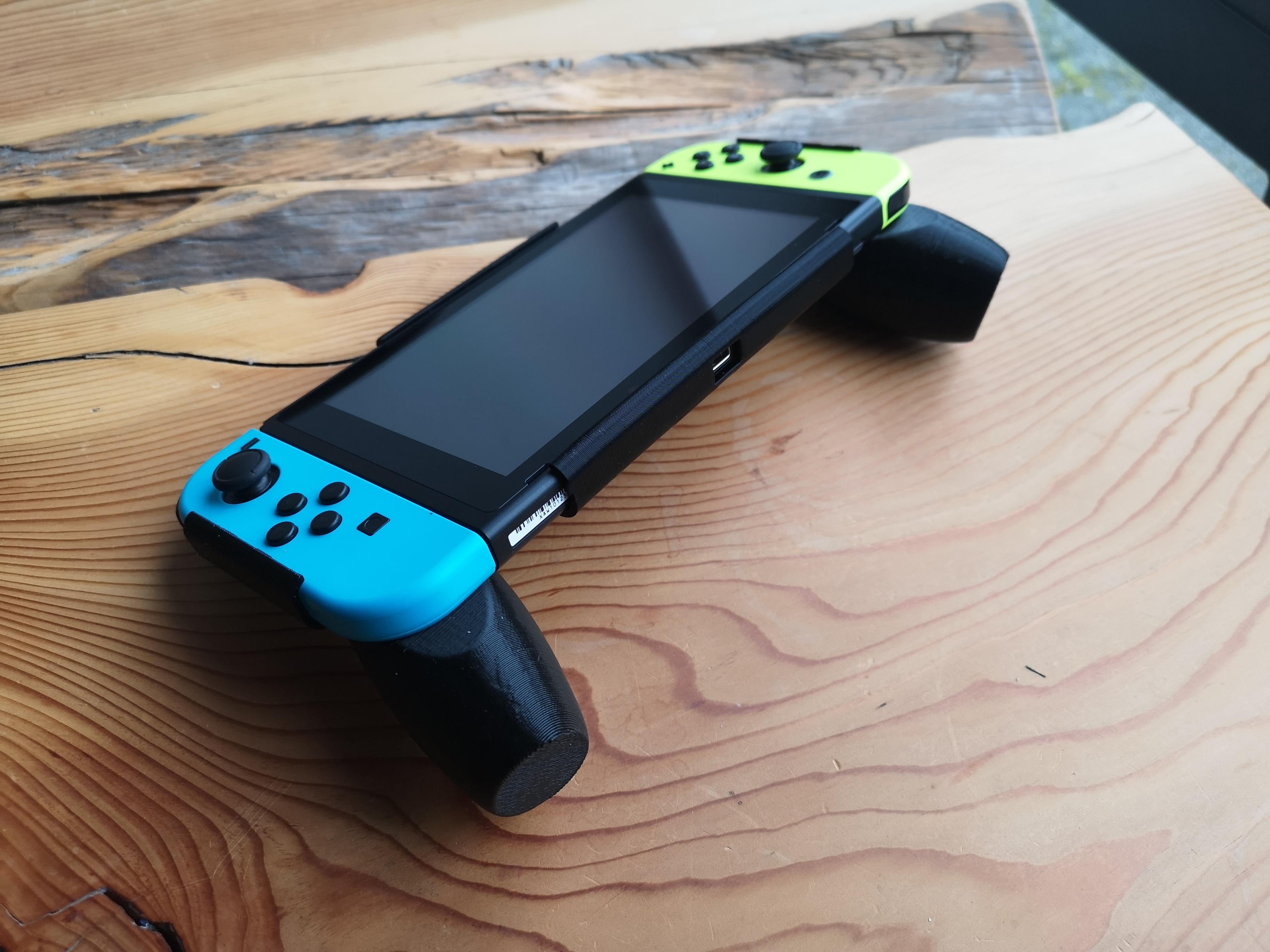 IMG_20200426_085225.jpg Descargar archivo STL Interruptor de Nintendo con empuñadura ergonómica • Plan de la impresora 3D, VectorFinesse