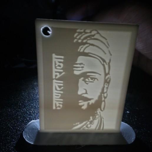 IMG_20200213_223927.jpg Télécharger fichier STL gratuit Porte-clé lithographique Janta Raja • Design pour impression 3D, sujit23