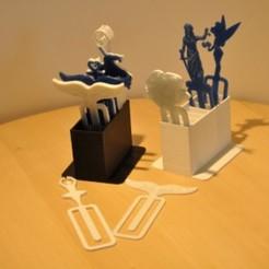 BookClipBox_02.JPG Download STL file BookClip Box • 3D printer object, meteoGRID