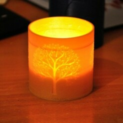 tree_web.JPG Download STL file Storm Lamp With Tree • 3D print object, meteoGRID