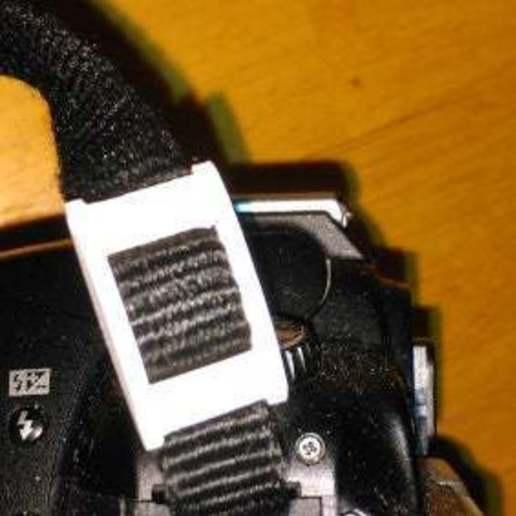Download free STL file Camera Strap Buckle, meteoGRID