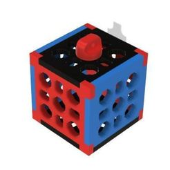 Capturar.JPG Download STL file The cube • 3D printer object, MK3D