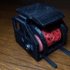 Impresiones 3D gratis Puercoespín (Crossout), ejose899