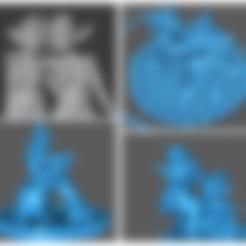 Imprimir en 3D gratis Diversión Goblin Girls Futa, m0rgen-muffel