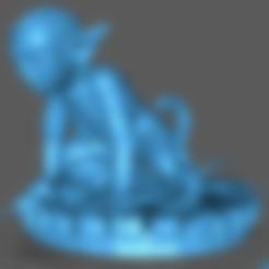 Descargar archivos 3D gratis Jardinero travieso de la Chica Duende 3 de 5 repuestos, m0rgen-muffel