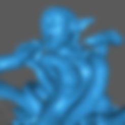 Descargar archivos 3D gratis Jardinero travieso de la Chica Duende 5 de 5 de repuesto, m0rgen-muffel
