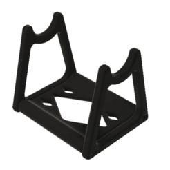 1.png Download STL file dumbbell support • 3D printable design, MaD