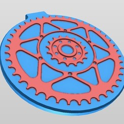 """IMG_8511.JPG Download STL file QI WIRELESS CHARGER  """"style 8"""" • Design to 3D print, MaD"""