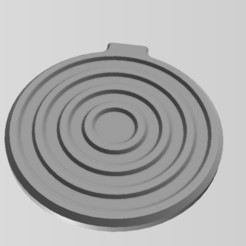 "Download 3D model QI WIRELESS CHARGER ""STYLE 3"", MaD"