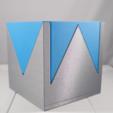 Télécharger modèle 3D gratuit Jardinière moderne V, MikeFiveTango
