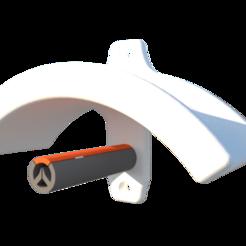 Download STL file Overwatch Headset • 3D printer model, Xlaio